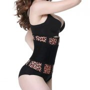 Leopard Fat Burning Corset-03
