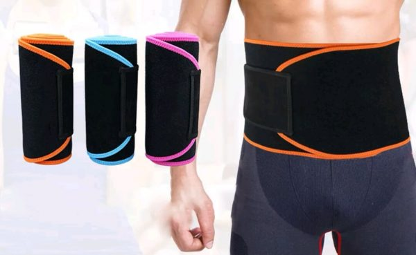 Adjustable Ultra Soft Slimming Belt - Christina Paziou