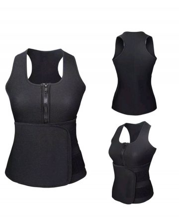 Smart Slimming Belt Vest - Christina Paziou